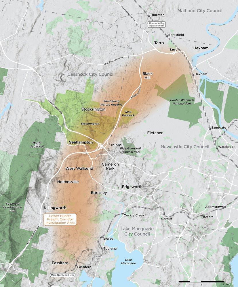 LHFC Overview Map